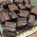 Brownies de remolacha y nueces