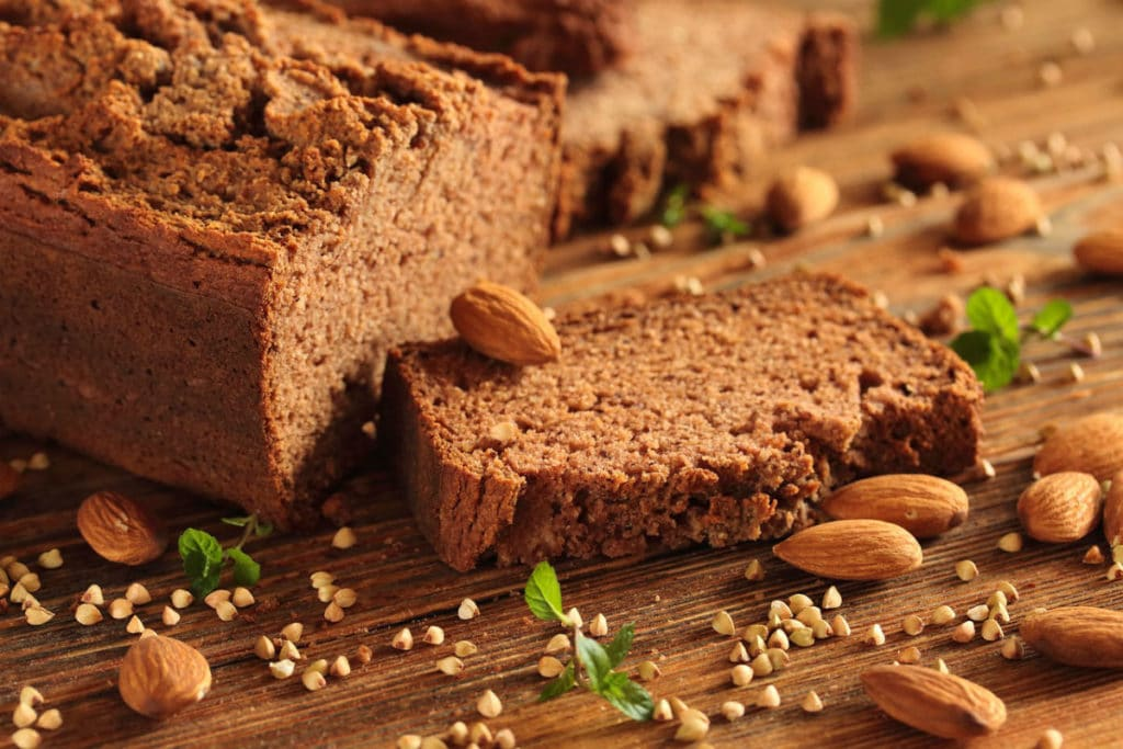Pan de trigo sarraceno (¿es paleo?… ¡está bueno!)