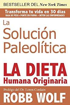 Portada libro la solución paleolítica