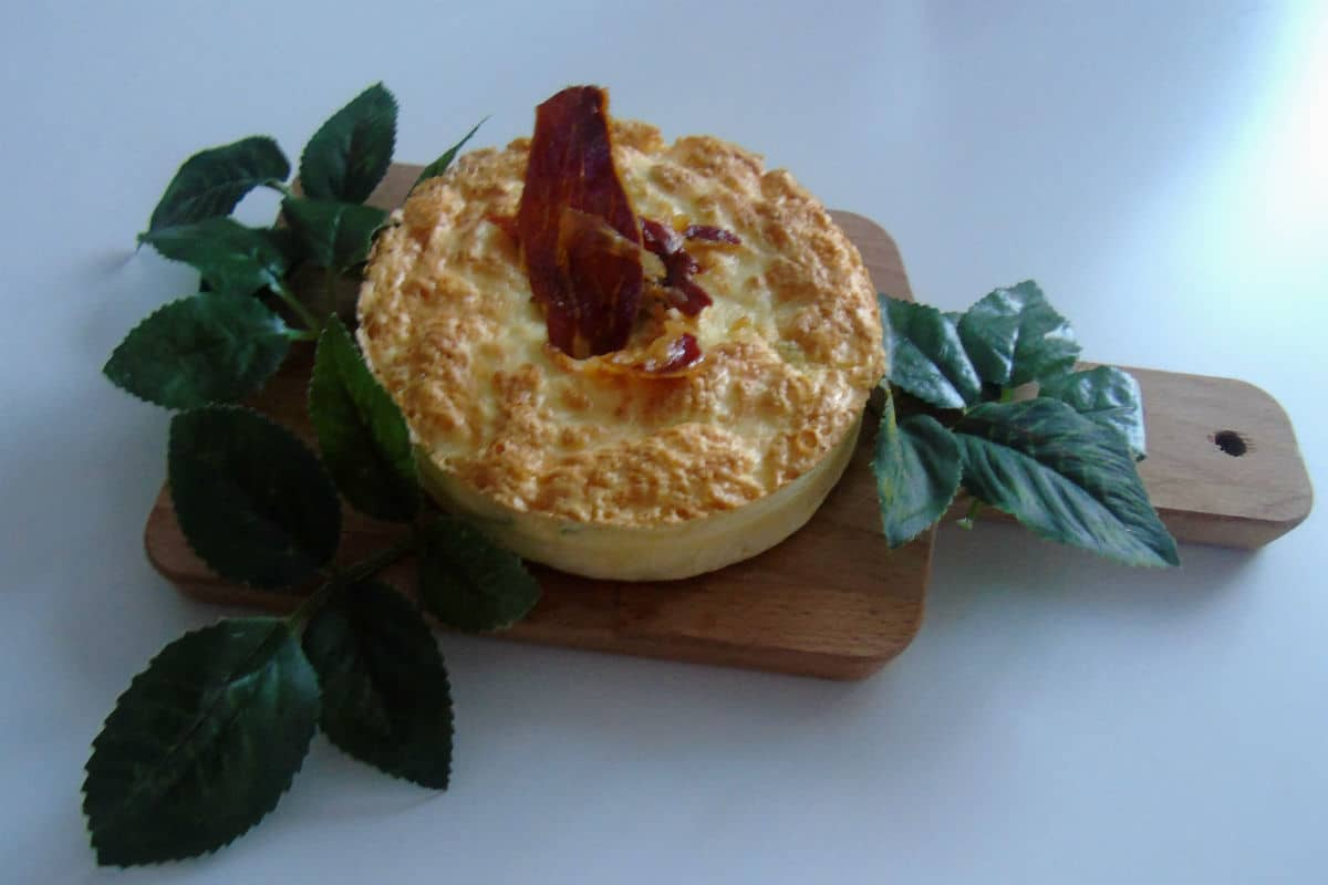 Dos recetas de cotton chessecake, dulce y salado