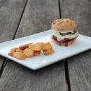 hamburguesas paleo