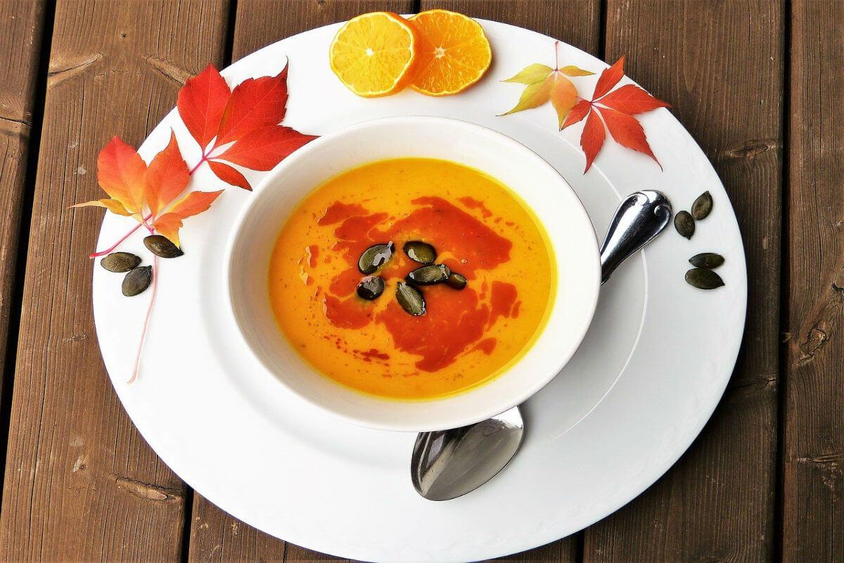cocina de otoño