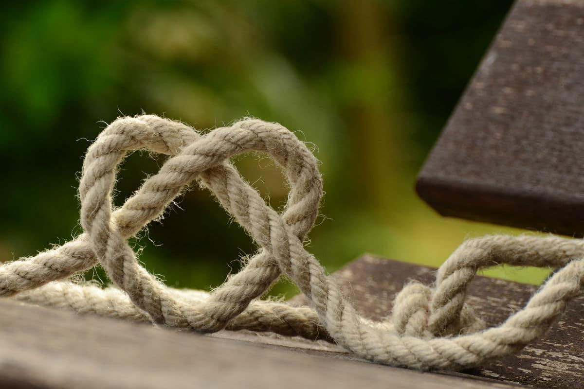 corazón de cuerda