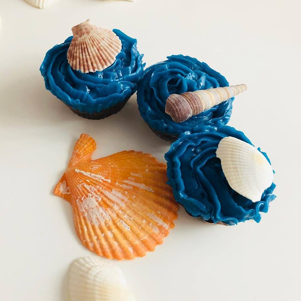 muffins de mar