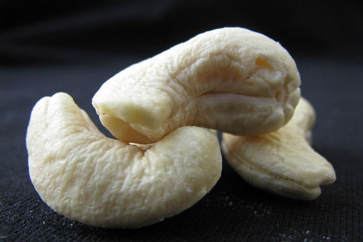 crema de anacardos