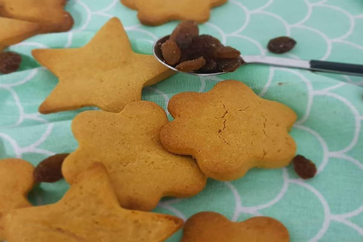 galletas mantequilla y canela