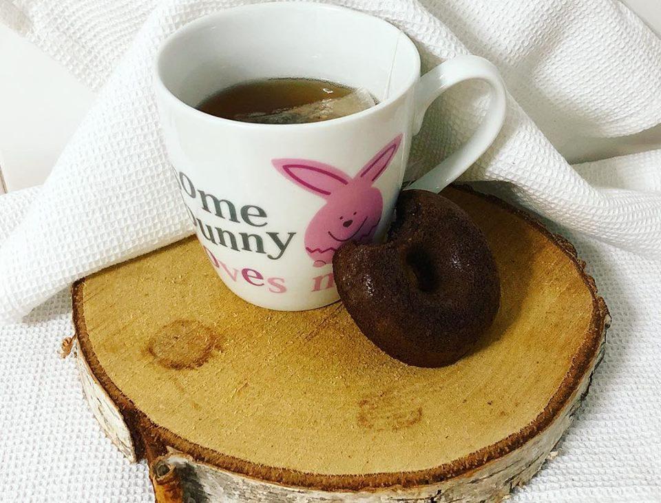 Donuts (sin gluten, sin cereales, sin lactosa, sin azúcar)