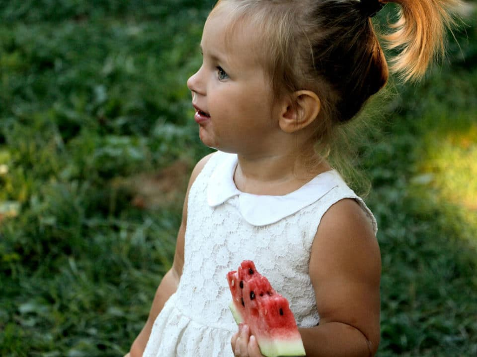 Alimentación y nutrición infantil