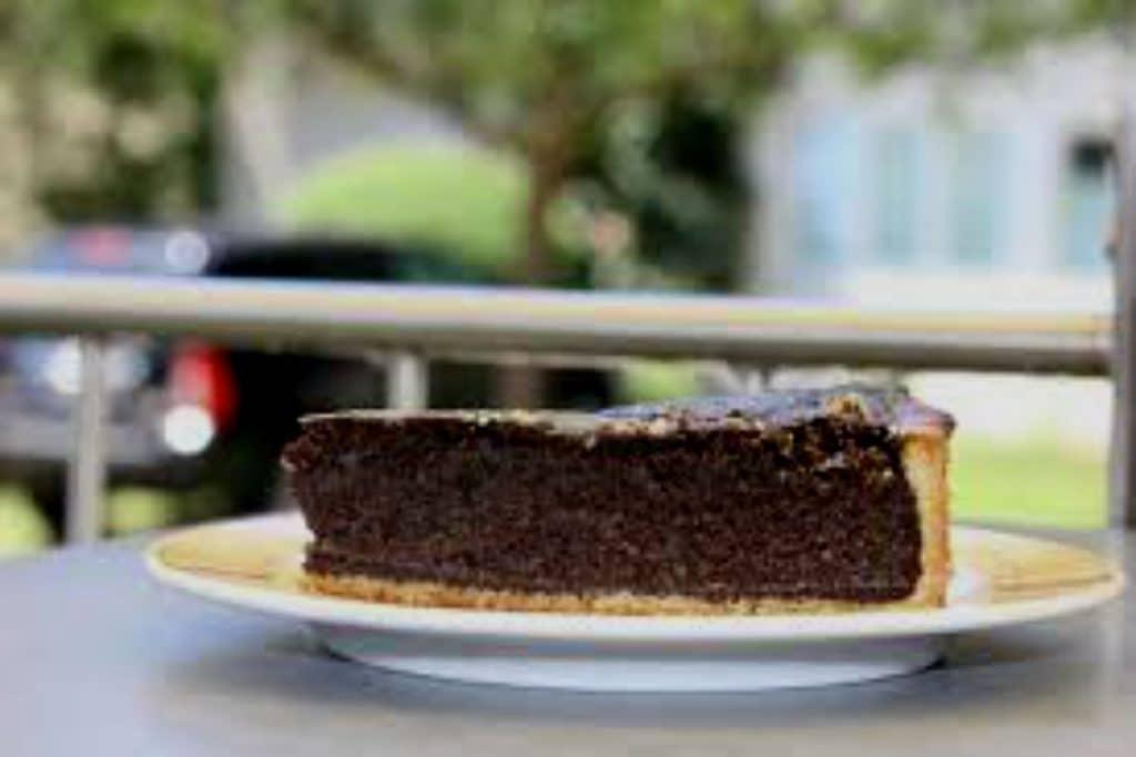Pastel de chocolate keto (sin gluten, sin azúcar, sin lactosa)