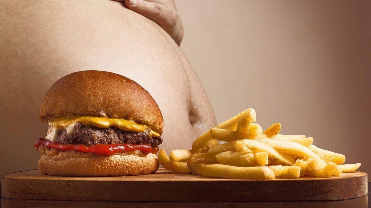 hábitos que engordan