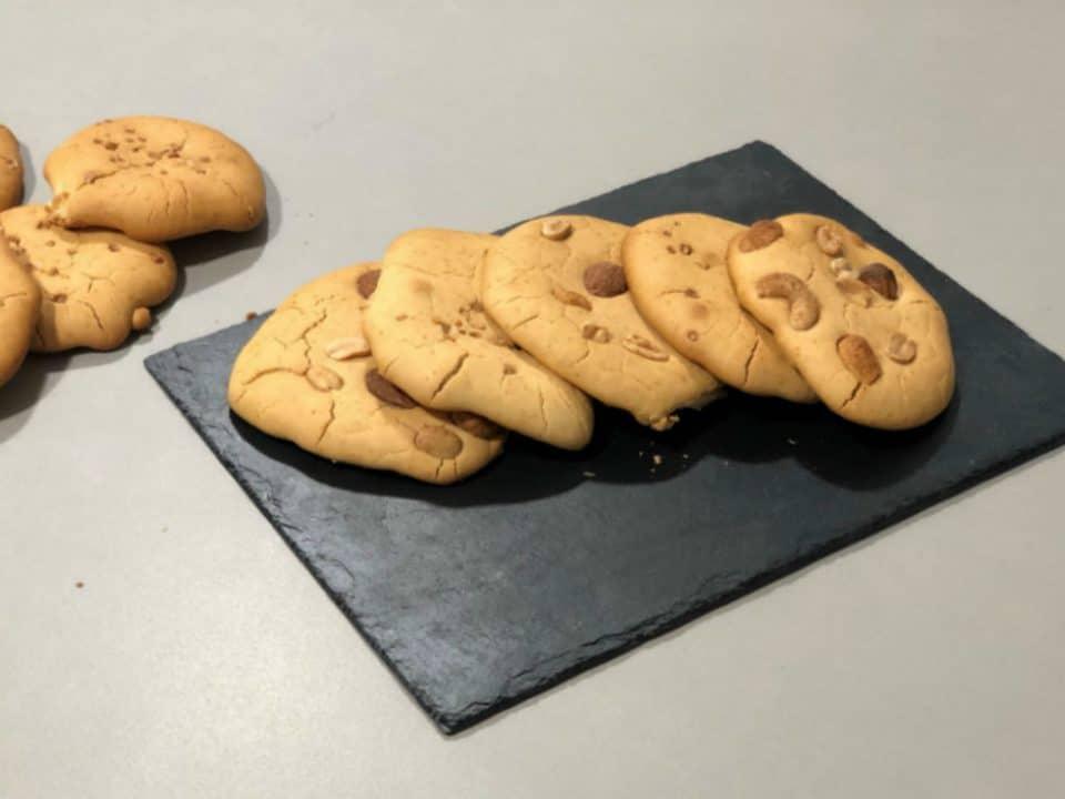galletas de yuca