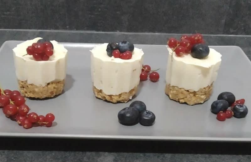 Helados de mascarpone y yogur (ceto)