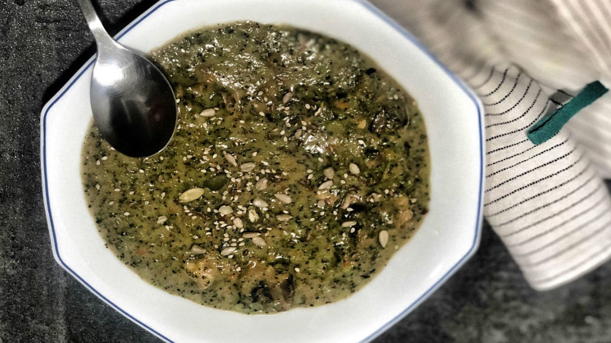 arroz brocoli
