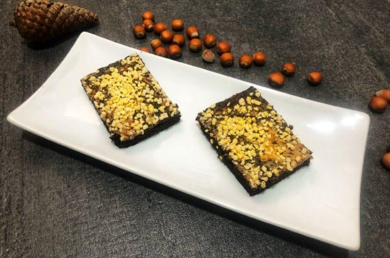Brownie keto sin harinas