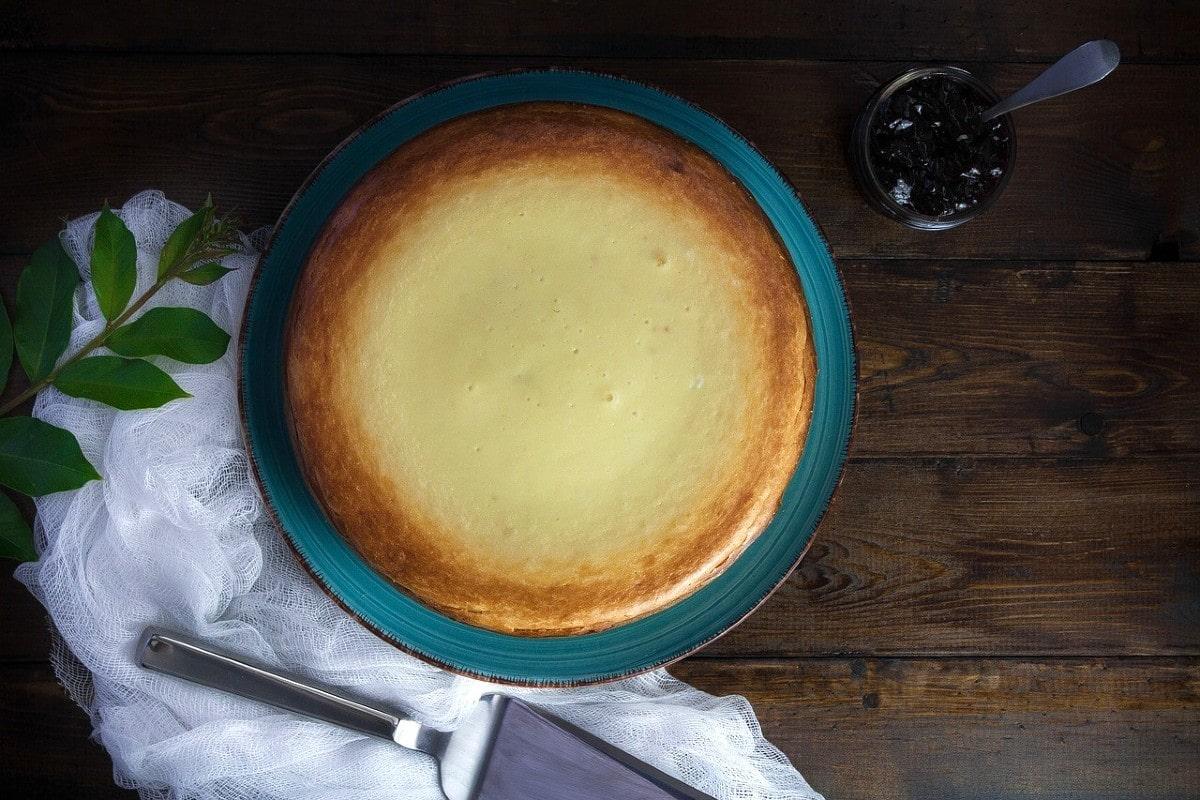 Cotton cheesecake (versión sin carbos)