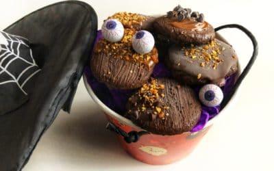 Las galletas más fáciles del mundo (versión halloween)